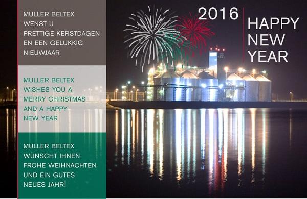 Muller Beltex wünscht ihnen frohe weihnachten und eind gutes neues ...