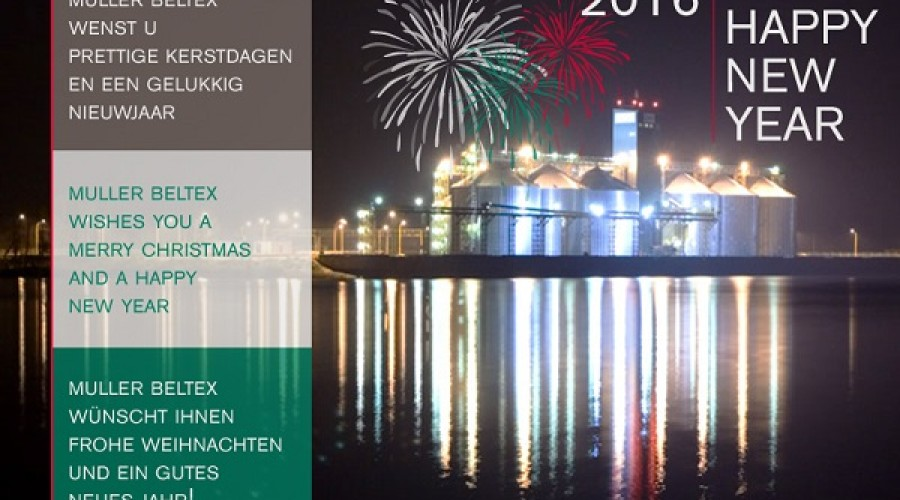 wishes you a merry christmas and a happy new year 2016 kaart nieuws