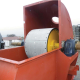 """""""METALLAG"""" bucket elevator pulley lagging for high heat applications"""
