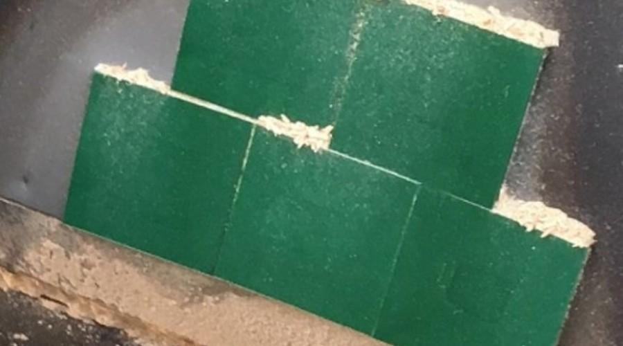 Kryptane® magnetische polyurethaan panelen