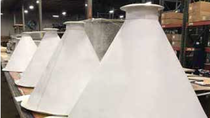 polyflow air-permeable needled polyester fabric